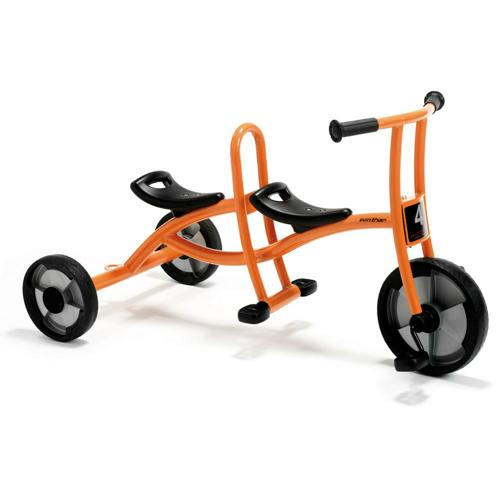 Tricycle Taxi gamme évolutive