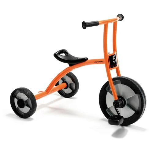 Grand tricycle gamme évolutive