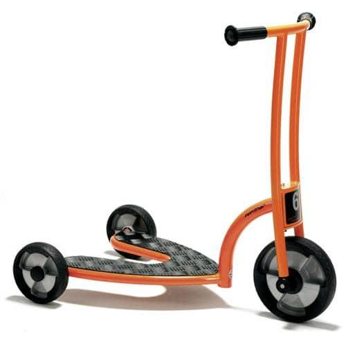 Trottinette 3 roues gamme évolutive