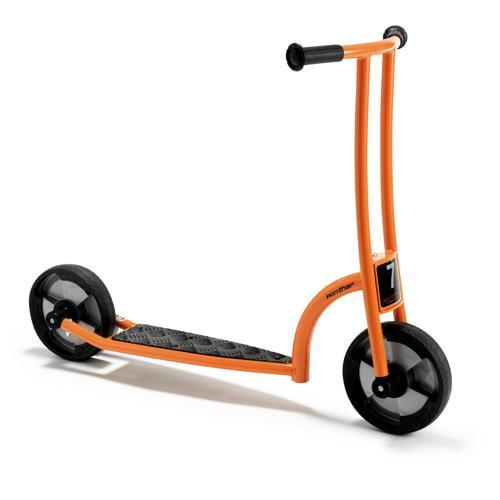 Trottinette 2 roues gamme évolutive 4-6 ans
