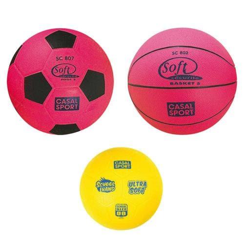 Lot 3 ballons spécial premier cycle