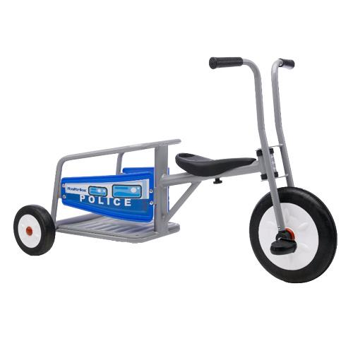Tricycle bi-place Police