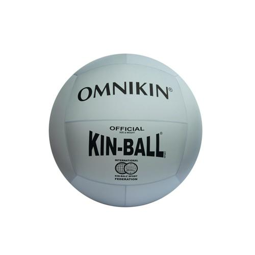 BALLON OMNIKIN®  de  KIN-BALL® OFFICIEL GRIS