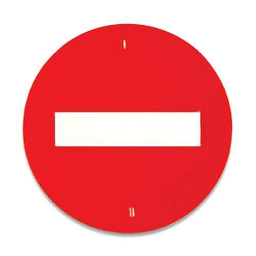 Panneau de signalisation Sens Interdit