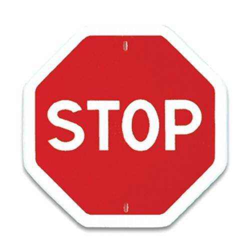 Panneau de signalisation- Stop