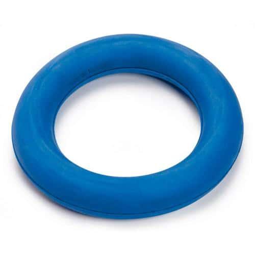 ANNEAU PEDAGOGIQUE CAOUTCHOUC diamètre ext: 17cm, diamètre int: 11cm.