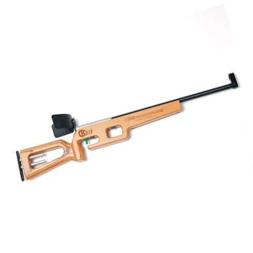 Pack carabine laser et cibles - modèle enfants 5-9 ans