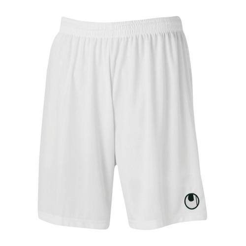 SHORT FOOTBALL UHLSPORT BASIC II BLANC