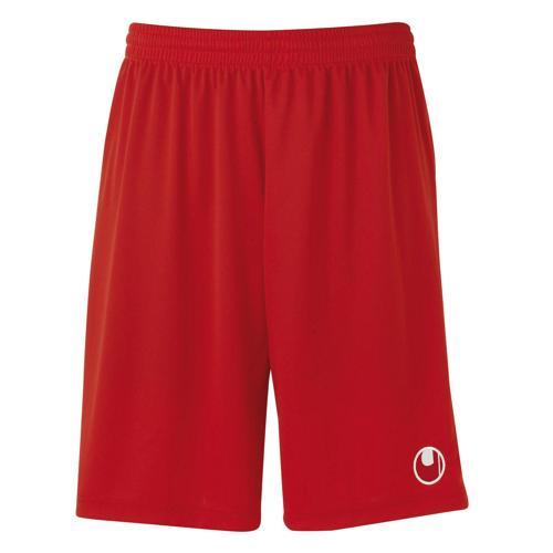 SHORT FOOTBALL UHLSPORT BASIC II rouge