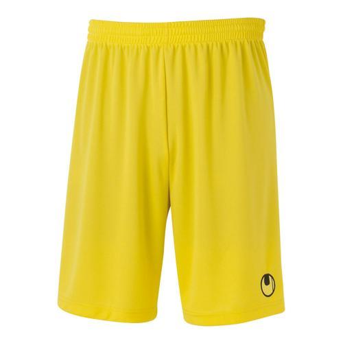 SHORT FOOTBALL UHLSPORT BASIC II jaune
