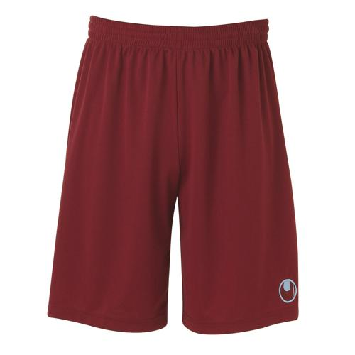 SHORT FOOTBALL UHLSPORT BASIC II bordeaux