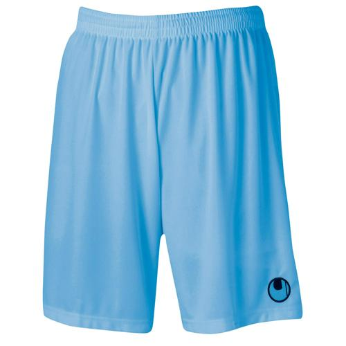 SHORT FOOTBALL UHLSPORT BASIC II ciel