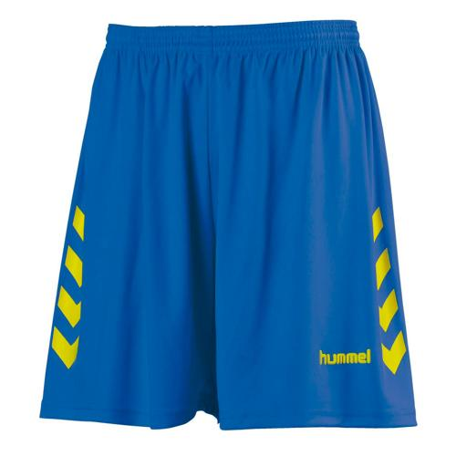 short CHEVRONS  HUMMEL royal-jaune
