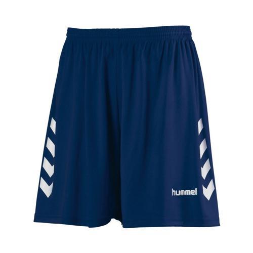 short CHEVRONS  HUMMEL marine / bleu