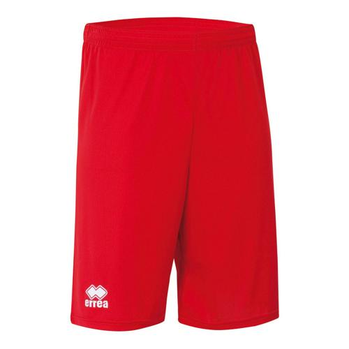 Short Errea Dallas rouge