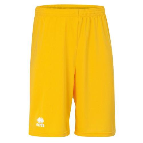Short Errea Dallas jaune