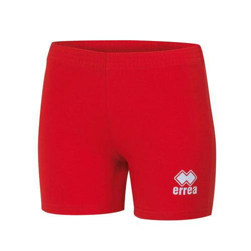 SHORT FEMININ VOLLEYBALL ERREA ROUGE