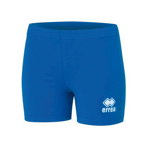 SHORT FEMININ VOLLEYBALL ERREA BLEU