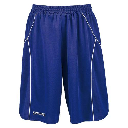 Short Spalding Crossover royal / blanc