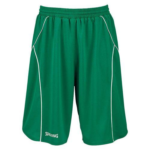 Short Spalding Crossover vert / blanc