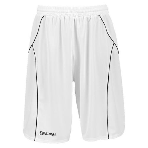 Short Spalding Crossover blanc/noir