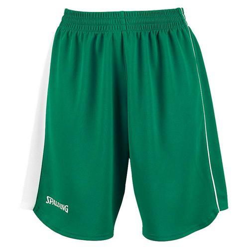 Short Spalding 4Her II Feminin vert / blanc