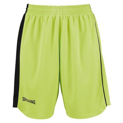 Short Spalding 4Her II Feminin vert flash / noir