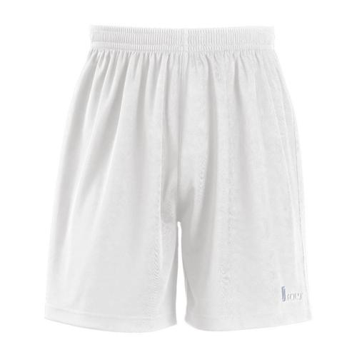 SHORT BLANC SAN SIRO 2 ENFANT CLUB