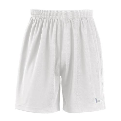 SHORT BLANC SAN SIRO 2 CLUB