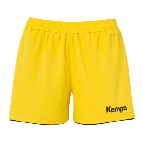 SHORT FEMININ EMOTION KEMPA JAUNE-NOIR