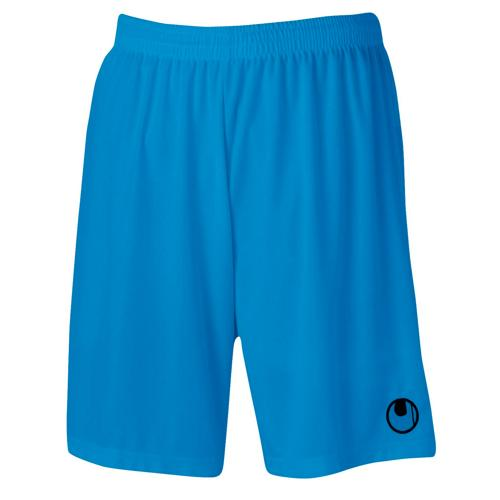 Short Uhlsport Center Basic II Bleu Cyan
