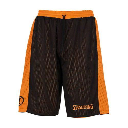 Short Spalding reversible Orange/Noir
