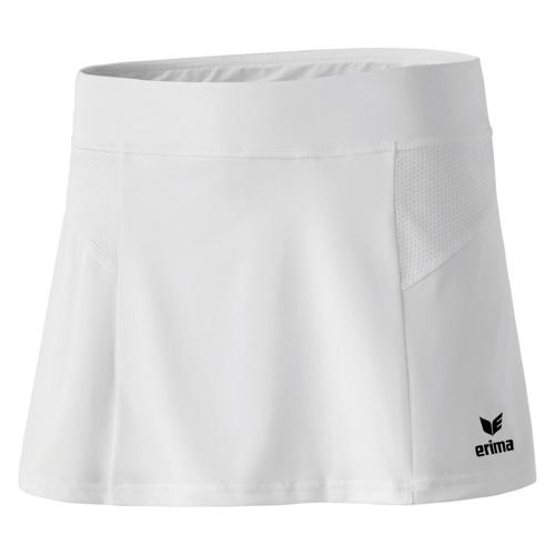 Jupe/Short Erima Performance Blanc