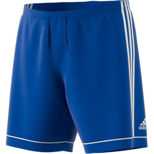 Short Squadra Royal/Blanc adidas