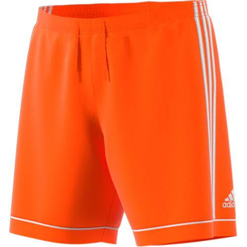 Short Squadra Orange/Blanc adidas