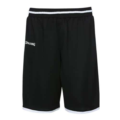 Short masculin Spalding Move Noir/Blanc