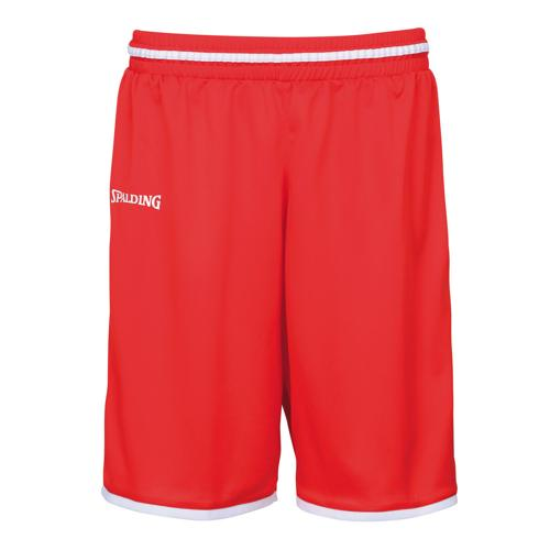 Short masculin Spalding Move Rouge/Blanc