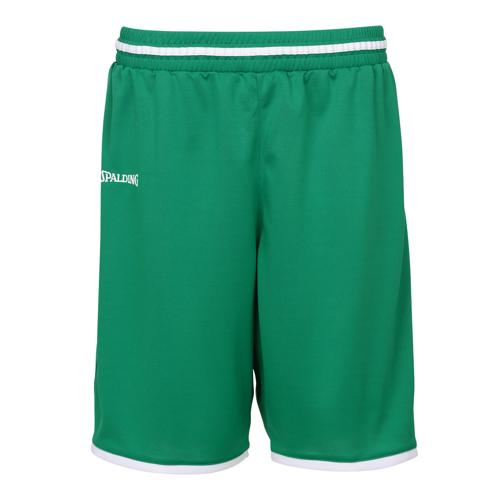 Short masculin Spalding Move Vert/Blanc