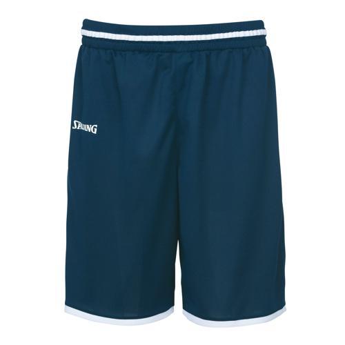 Short masculin Spalding Move Marine/Blanc
