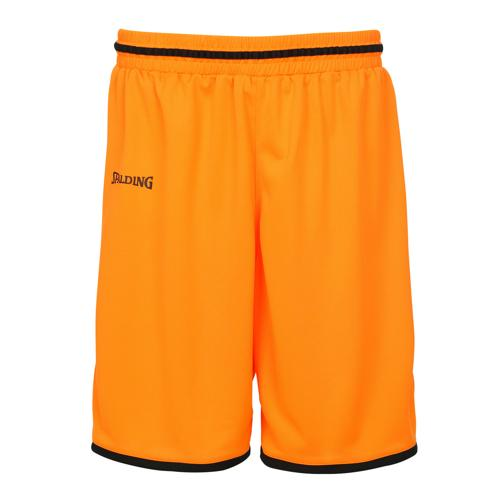 Short masculin Spalding Move Orange/Noir