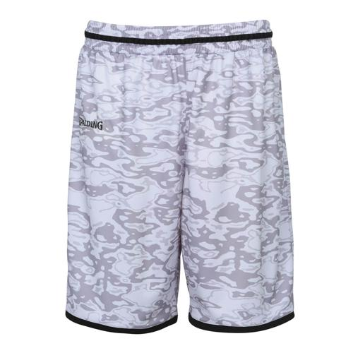 Short masculin Spalding Move Camouflage/noir