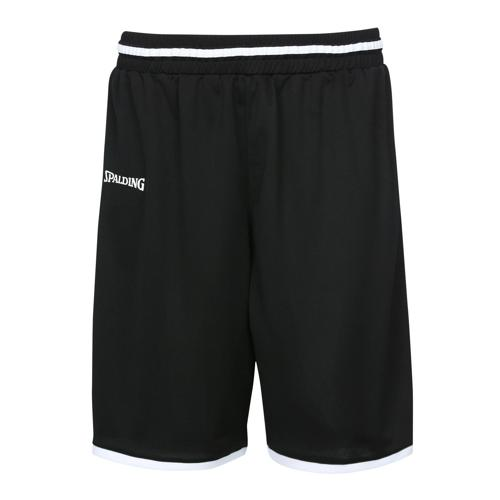 Short kids Spalding Move Noir/Blanc