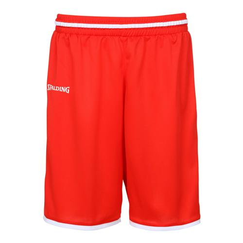 Short kids Spalding Move Rouge/Blanc