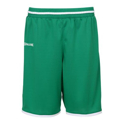 Short kids Spalding Move Vert/Blanc