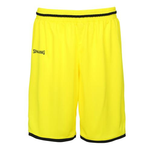 Short kids Spalding Move Jaune/Noir