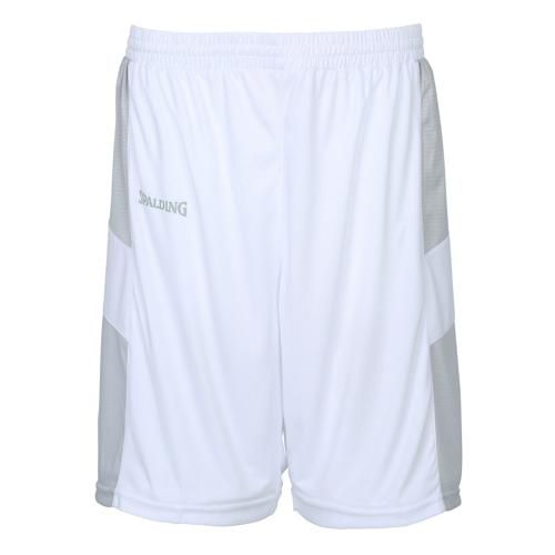 Short Spalding All Star Blanc/Gris