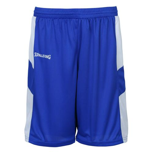 Short Spalding All Star Royal/Blanc