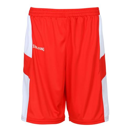 Short Spalding All Star Rouge/Blanc