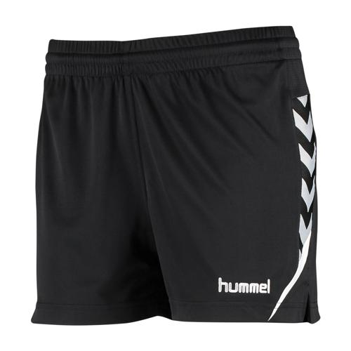 Short féminin Hummel Authentic Charge Noir