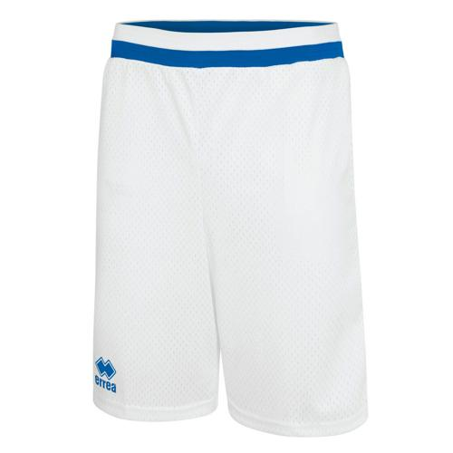 Short Errea Memphis Blanc/Royal